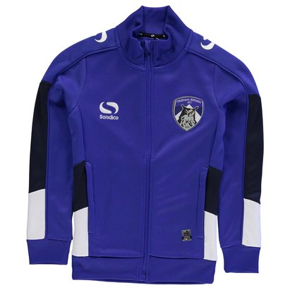 Oldham Athletic Woven Jacket Junior Boys