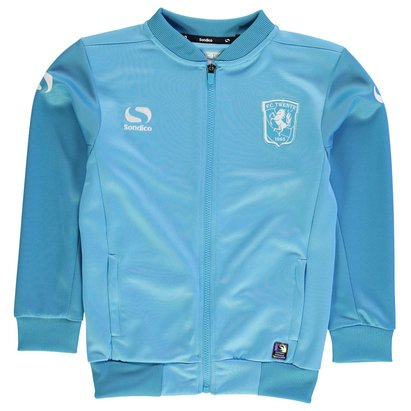 Sondico FC Twente Match Track Jacket Junior Boys