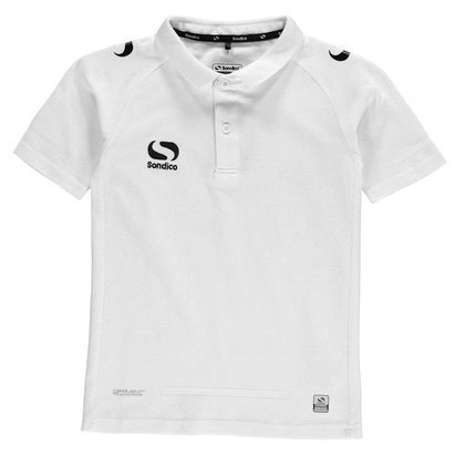 Sondico Evo Polo Shirt Junior Boys