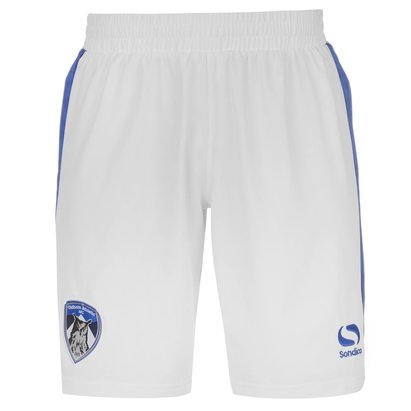 Sondico Oldham Athletic Home Shorts 2017 2018