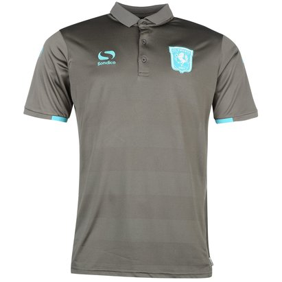 Sondico FC Twente Match Polo Shirt Mens