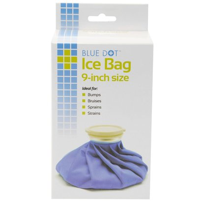BLUE DOT Ice Bag