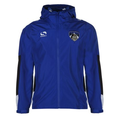 Sondico Oldham Athletic Rain Jacket Mens