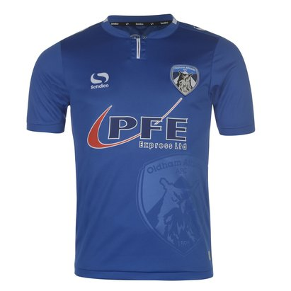 Sondico Oldham Athletic Home Shirt 2017 2018