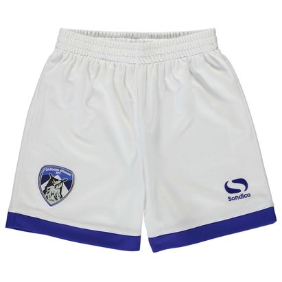 Sondico Oldham Athletic Away Shorts 2016 2017 Junior Boys