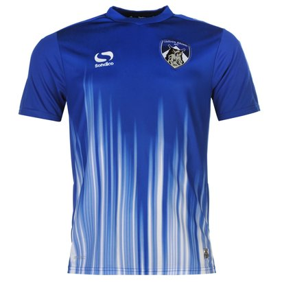 Sondico Oldham Athletic Pre Match Shirt