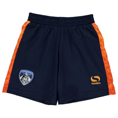 Sondico Oldham Athletic Away Shorts 2017 2018 Junior