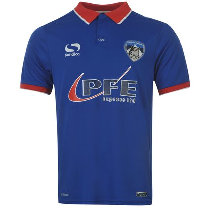 Sondico Oldham Athletic Home Shirt 2015 2016 Junior