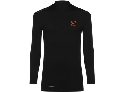 Sondico SondiTherm Mock Neck Baselayer Top Mens