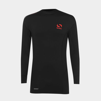 Sondico Thermal Mock Base Layer Top Mens