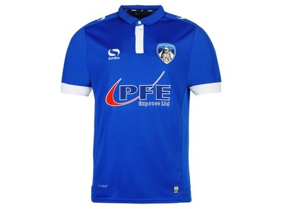 Sondico Oldham Athletic Home Shirt 2016 2017