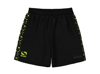 Activewear Black Sondico Sports Football Shorts Adult Size Xs