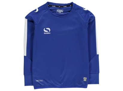 Sondico Evo Crew Sweater Junior Boys