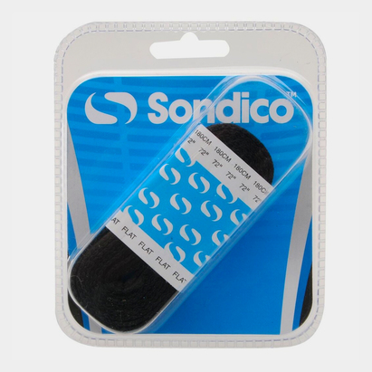 Sondico Flat Football Boot Laces