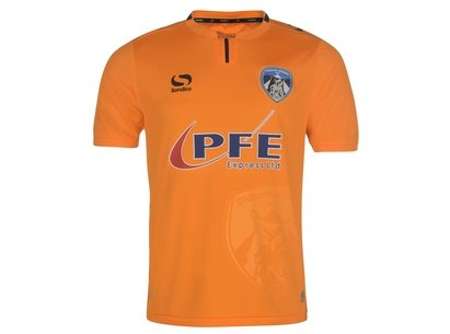 Sondico Oldham Athletic Away Shirt 2017 2018
