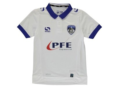 Sondico Oldham Athletic Away Shirt 2016 2017 Junior