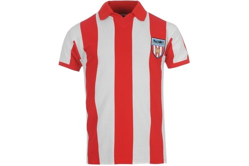 Retro Sunderland AFC 1978 Home Shirt Mens