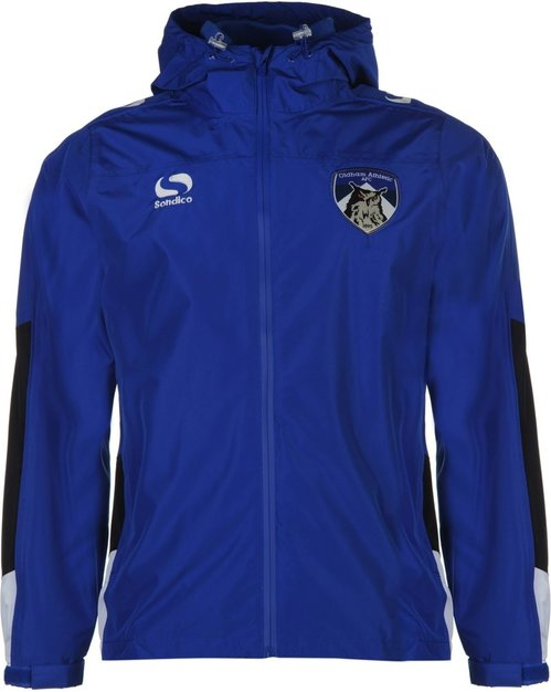Oldham Athletic Rain Jacket Mens