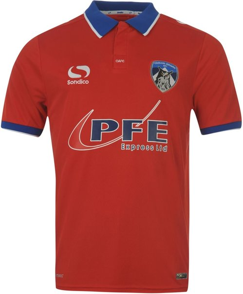 Oldham Away Shirt 2015 2016 Junior