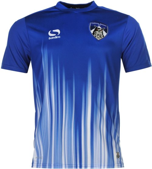 Oldham Athletic Pre Match Shirt